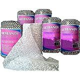 """ArtBands (tm) Plaster Gauze Bandage for Hobby Craft, Masks, Scenery, Belly Cast - 5"""" x 180"""" (5yd) Gauze Bandage Roll (6 Pack)"""