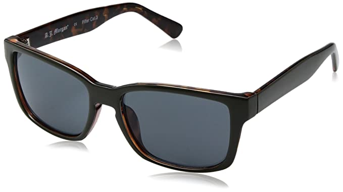 a0e83334df5 Amazon.com  A.J. Morgan Patrol Rectangular Sunglasses