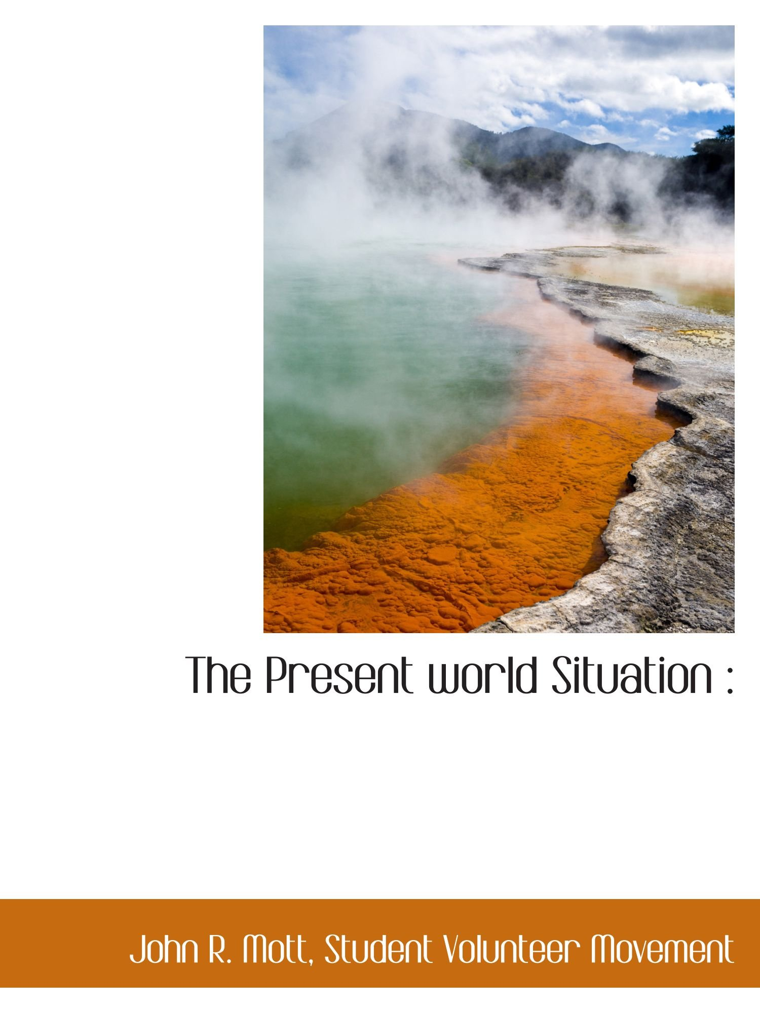 Download The Present world Situation : PDF
