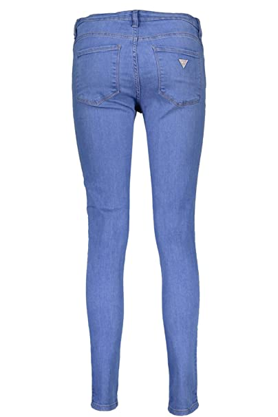 Guess Jeans W92AJ3D3L80 - Pantalones Vaqueros para Mujer ...