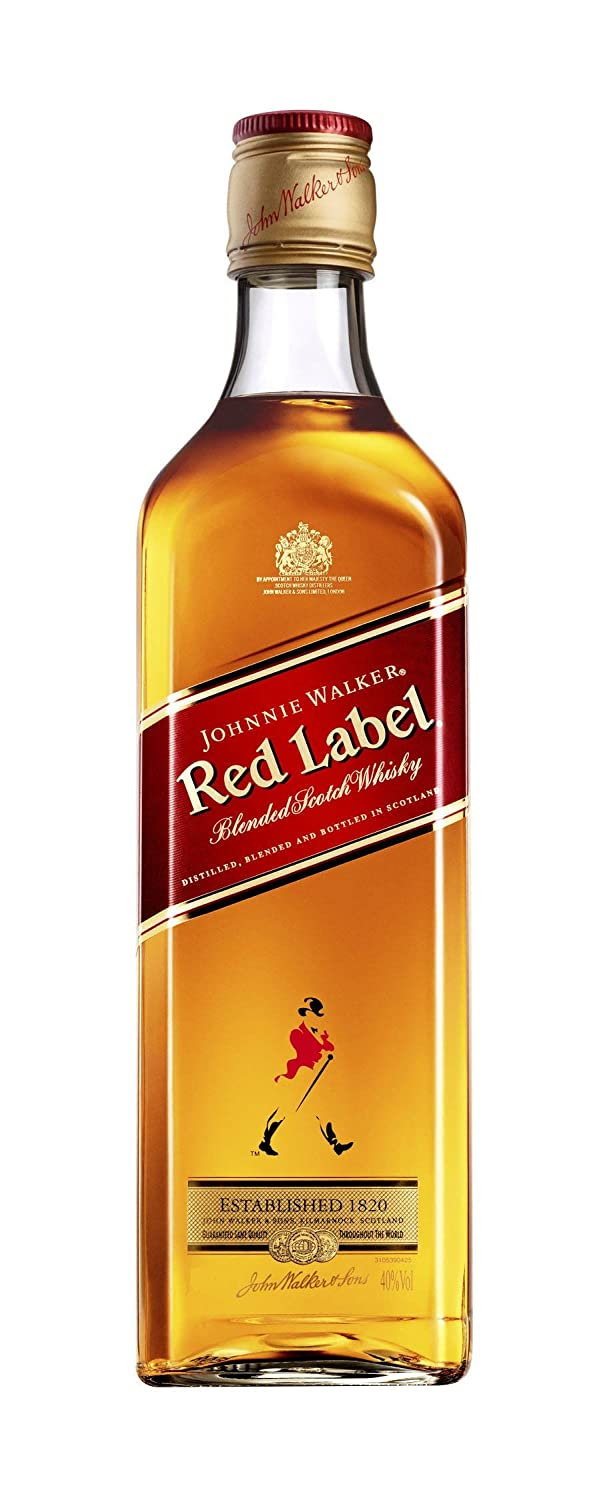 390c7ee1bc6e2 Johnnie Walker Red Label Blended Scotch Whisky