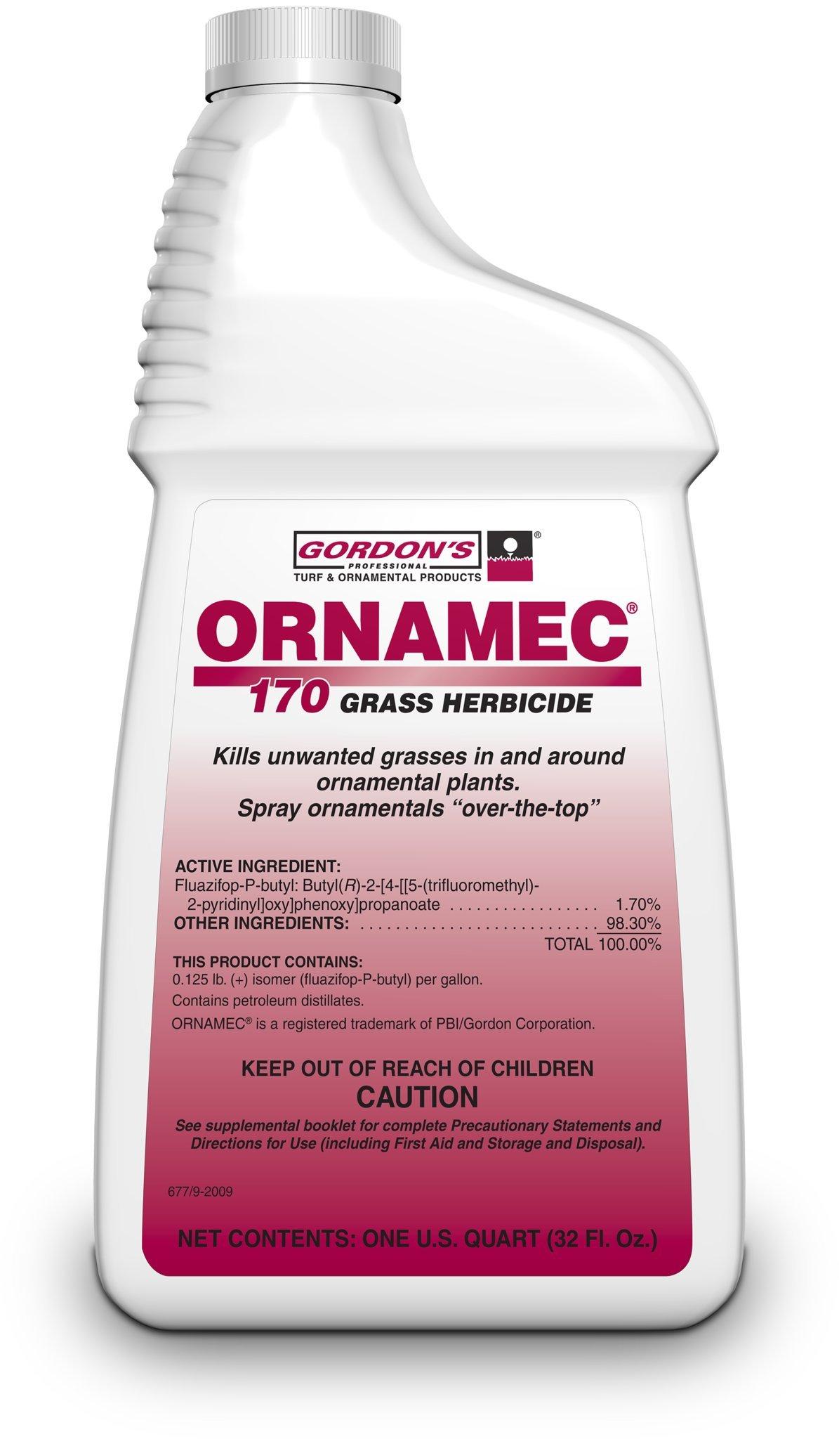 Gordon's Ornamec 170 Grass Herbicide, 32 Ounces by Gordon's