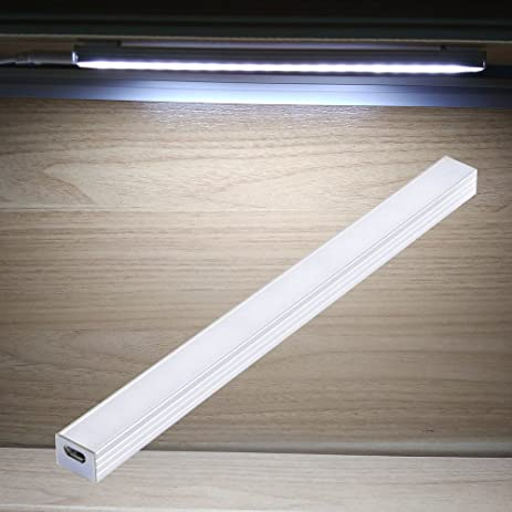 Invesch 8 inch 4w portable usb reading strip light dimmable led invesch 8 inch 4w portable usb reading strip light dimmable led desk lamp tv monitor backlight mozeypictures Gallery