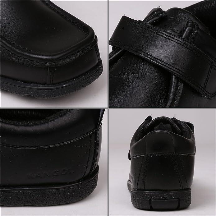 Boys Branded Kangol School Waltham Slip On Casual Shoes Footwear Size C10-2
