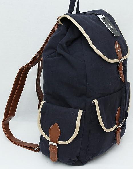 Primark - Bolso mochila para mujer Tiefblau: Amazon.es: Ropa y accesorios