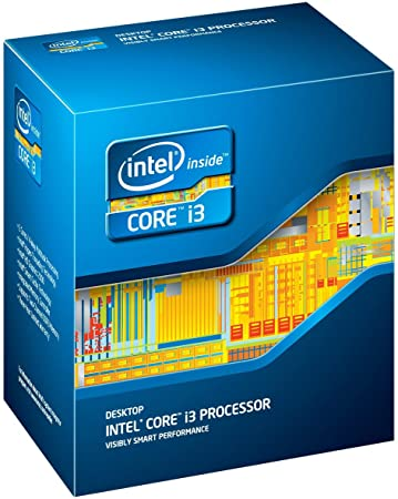 Amazon Com Intel Core I3 2120 Dual Core Processor 3 3 Ghz 3 Mb