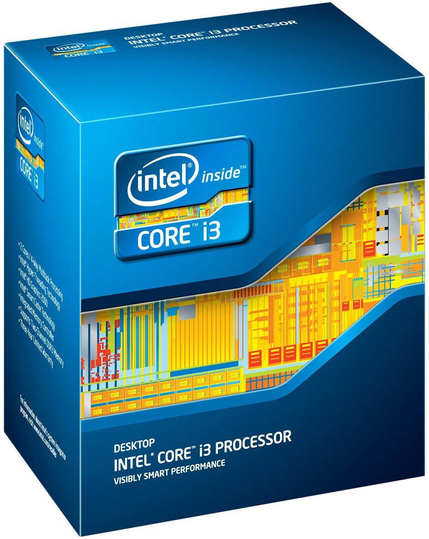 Intel Core i3-2120 Dual-Core Processor 3.3 GHz 3 MB Cache LGA 1155 - BX80623I32120