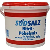 Sal de nitrito 10kg