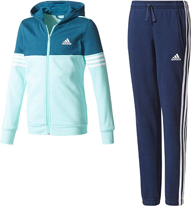 adidas Sport d'hiver survêtement hooded Taille 910 A