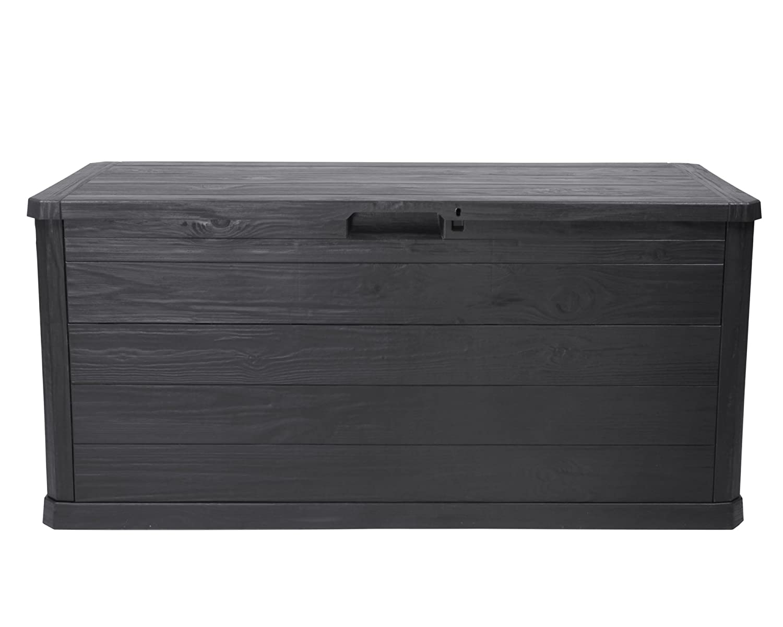 keter auflagenbox excellent keter auflagenbox with keter auflagenbox stilista gartenbank. Black Bedroom Furniture Sets. Home Design Ideas