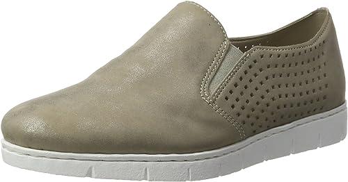 Rieker Damen M1373 Slipper: : Schuhe & Handtaschen 6Py2z