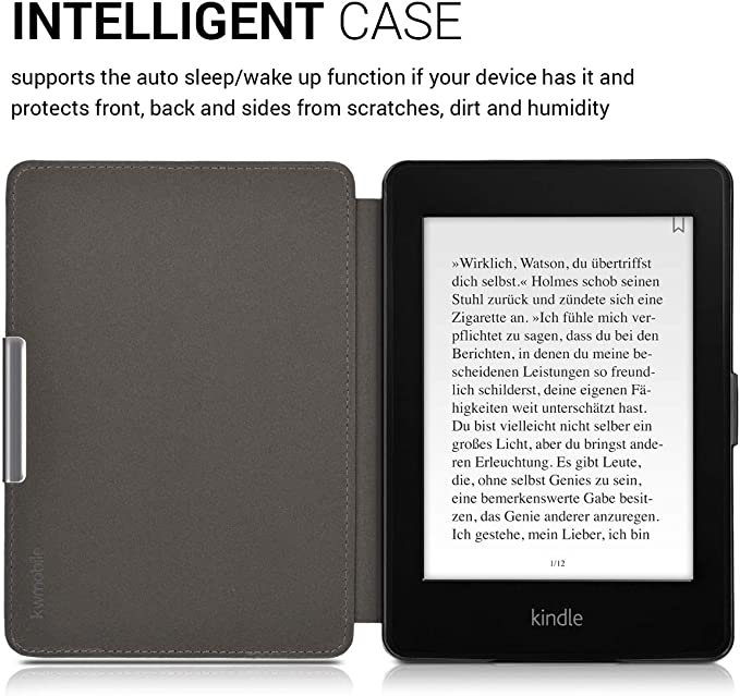 kwmobile Funda para Amazon Kindle Paperwhite - Carcasa para e ...
