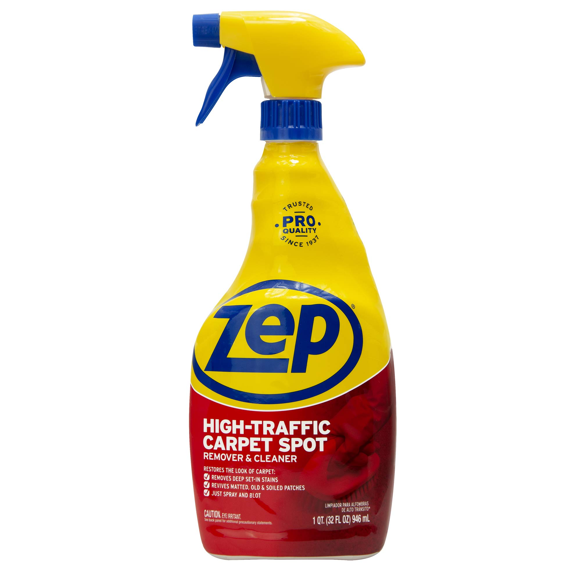ZEP High Traffic Carpet Cleaner 32 Ounces ZUHTC32 (Case of 12) by Zep (Image #2)