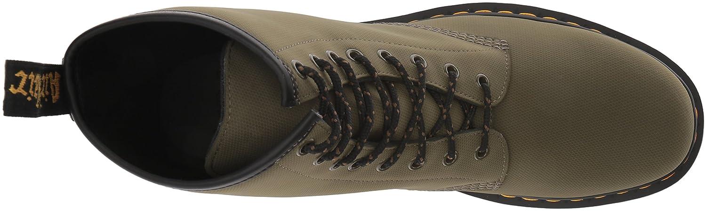 Dr. Martens Men's 1460 Combat Boot, 8.5 B(M) US Women/7.5 D(M) US Men B078ZL69CR 6 M UK (7 US)|Dm's Olive