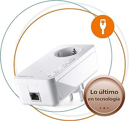devolo Magic 1 LAN - Extensión PLC y Enchufe, 1200 Mbps LAN: Devolo: Amazon.es: Informática