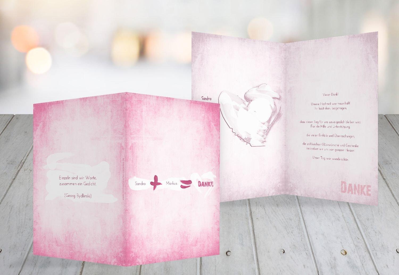 Kartenparadies Danksagung für Hochzeitsgeschenke Hochzeit Dankeskarte Du  Ich  Liebe 2, hochwertige Danksagungskarte Hochzeitsglückwünsche inklusive Umschläge   20 Karten - (Format  105x148 mm) Farbe  Matschgrün B01NBWNIIQ | Onlin