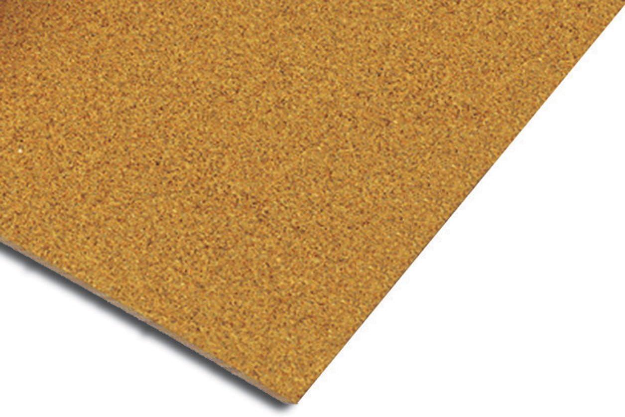 Qep 72001q Natural Cork Underlayment 1 2 Inch Sheet 150 Sq Ft
