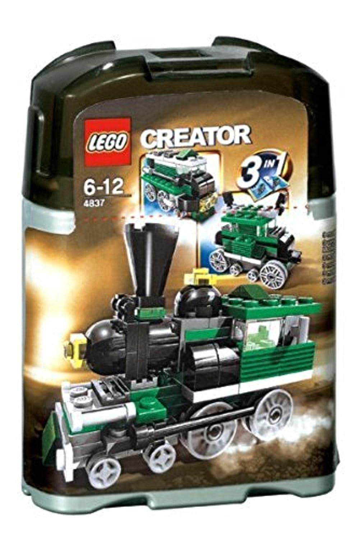 レゴ (LEGO) クリエイター ミニトレイン 4837   B000T735EW