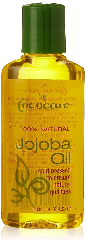 Coco Care 100-Percent Natural Jojoba Oil 2-Ounce 09700
