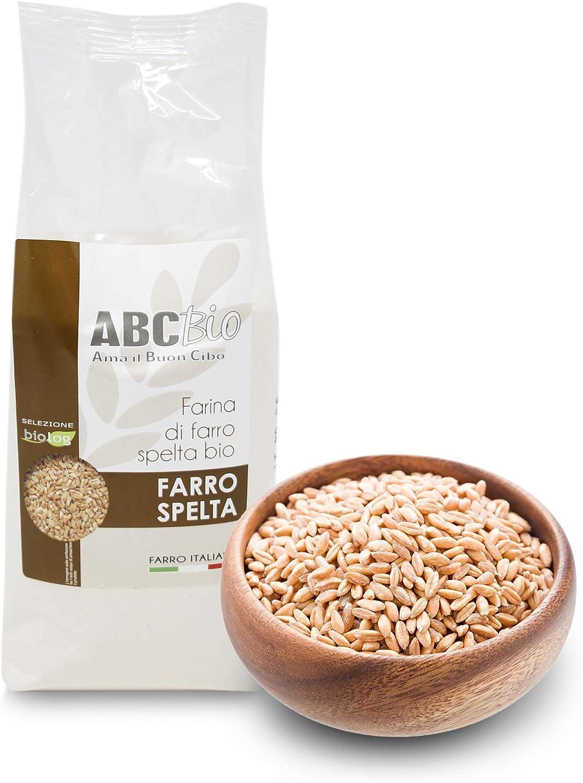 Carioni Food & Health Harina de espelta ecológica - 500 gr ...