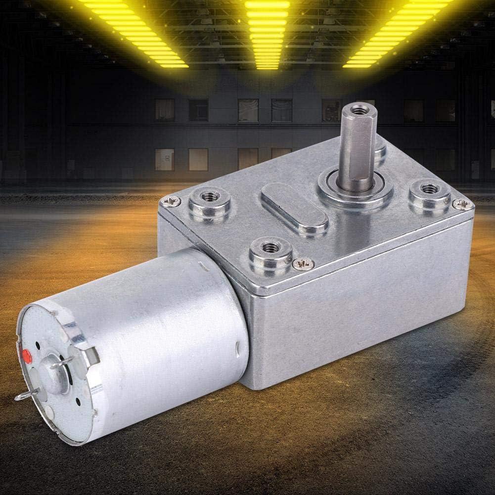 Mano de obra fina Motor de gusano duradero, Motor de engranajes DC24V, Máquina de anidación de(24V, 18RPM)