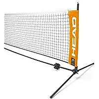 Head 287201 - Red para Pista de Tenis, Color Negro