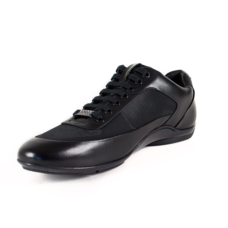 d87c6cfc BOSS Hb Racing Lowp Shoes Black 7 UK: Amazon.co.uk: Shoes & Bags