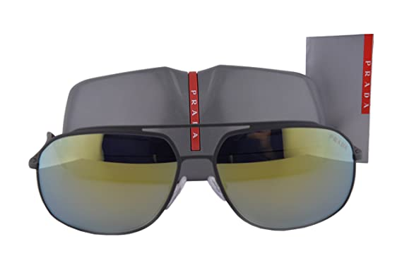 54e4f6a8f84a Image Unavailable. Image not available for. Color  Prada PS56RS Sunglasses  ...