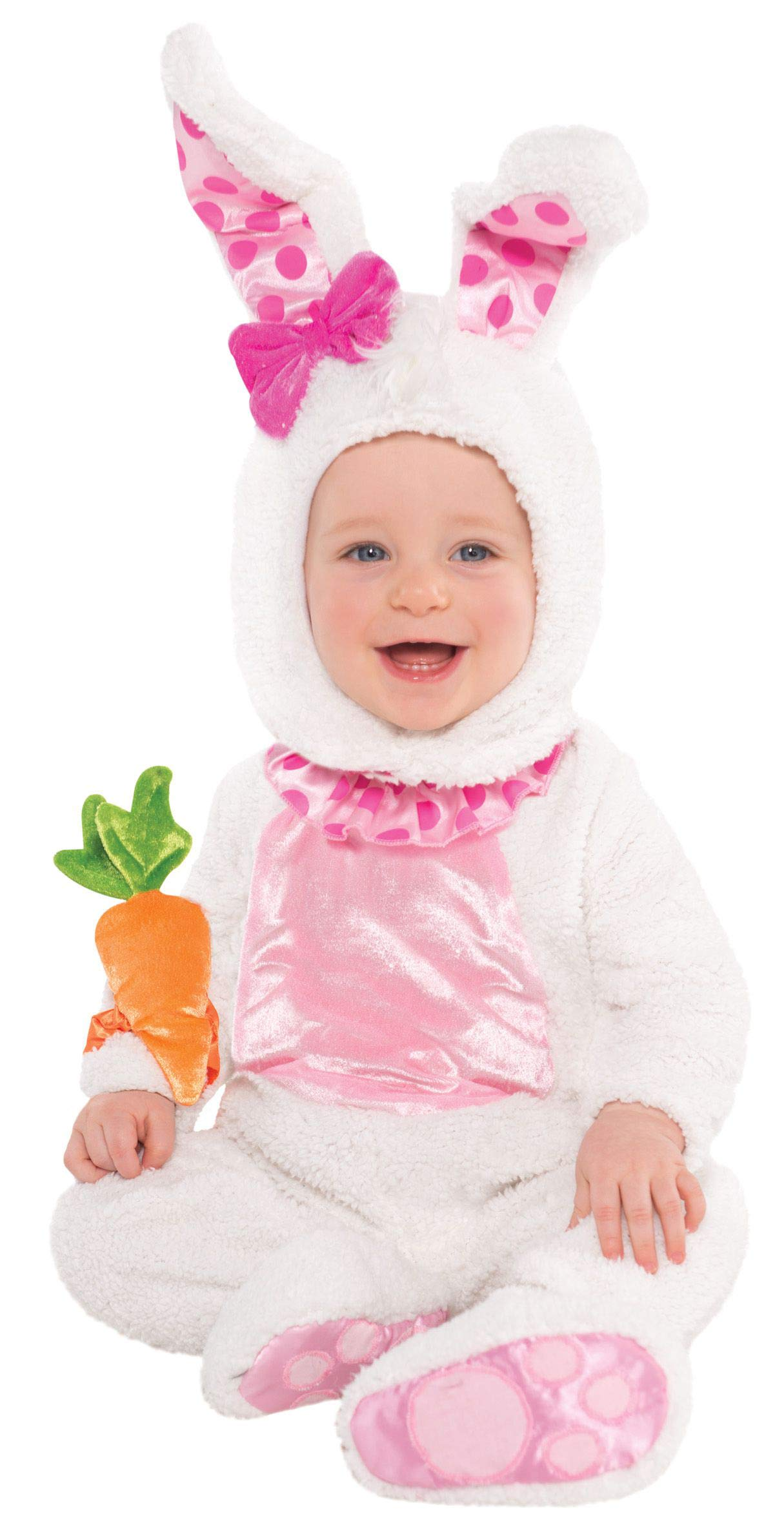 Wittle Wabbit Costume - Baby 6-12 by Christy's (Image #1)