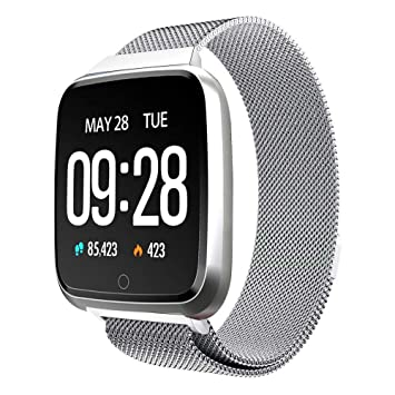 TDOR Smartwatch Mujer Android GPS Lectura Whatsapp, Música, Reloj ...