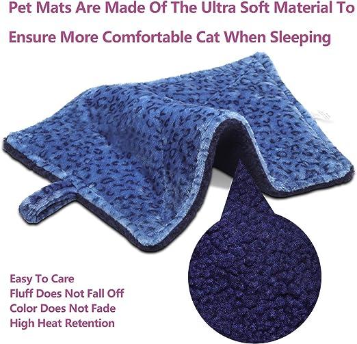 Amazon.com: MarUNDA - Alfombrilla térmica para mascotas y ...
