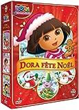 Dora l'exploratrice - Coffret Dora fête Noël: Le Noël de Dora + Le bal des papillons + Dora autour du monde