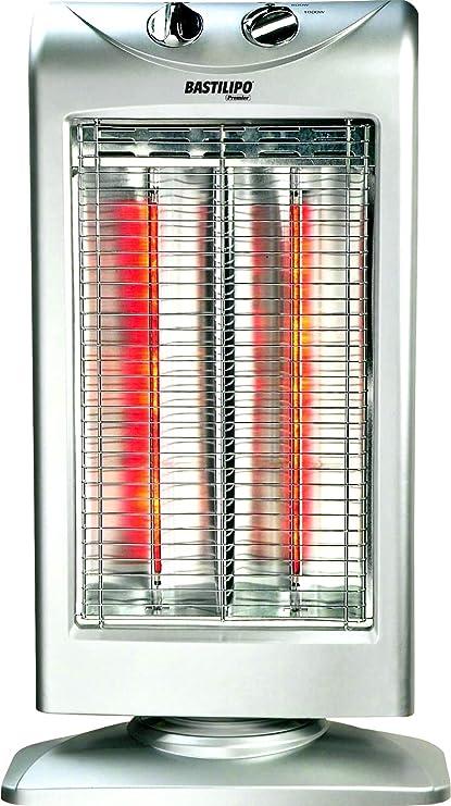 Bastilipo RFC-900 Estufa-Fibra de carbono-1000 W-Muy eficiente-