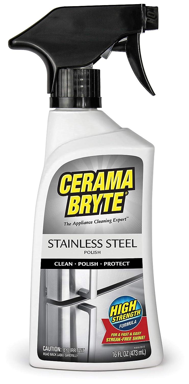 Amazon.com: Cerama Bryte - Limpiador de cocina de cerámica ...