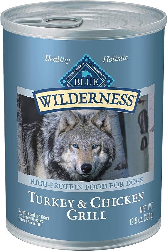 Blue Buffalo Wilderness High Protein Grain Free   Amazon