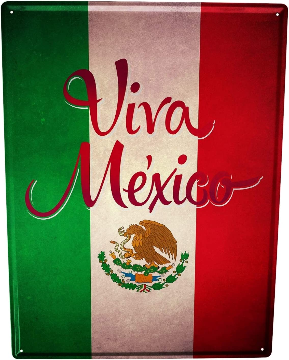 LEotiE SINCE 2004 Cartel Letrero de Chapa XXL Agencia De Viajes Vacaciones Arizona