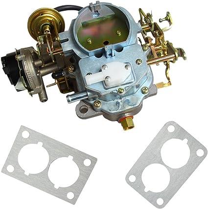 Amazon.com: BETTERCLOUD 2-Barrel Carburetor Compatible with Jeep Bbd 6 Cyl  4.2L 258Cu Engine AMC Carb Carter Type Us: AutomotiveAmazon.com