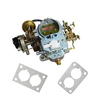 yjracing 2-Barrel Carburetor Fit for Jeep Bbd 6 Cyl 4 2L