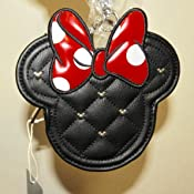 Amazon.com: Loungefly X Disney Minnie Mouse - Monedero ...