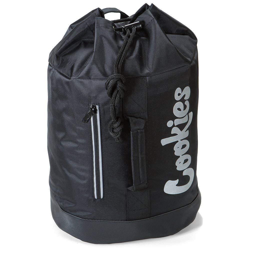 Cookies SF Berner Mens Weekender Duffle Smell Proof Backpack Black