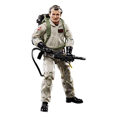 Hasbro Ghostbusters Plasma Series Peter Venkman Toy 6-Inch-Scale Collectible Classic 1984 Ghostbusters Action Figure, Toys for Kids Ages 4 and Up: Toys & Games
