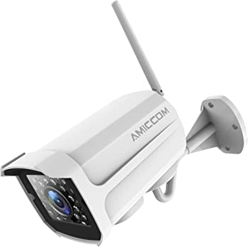 Amiccom Two-Way 1080P WiFi IP Security Surveillance Camera