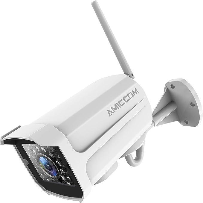 1080P HD PTZ Outdoor Wireless AI Intelligent IP Camera WiFi Security Cam