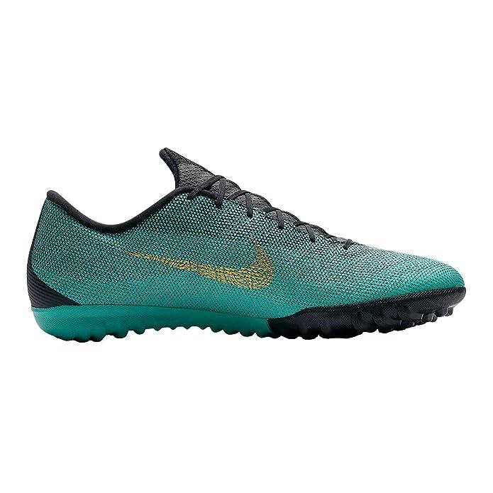 Nike vaporx 12academy cr7 TF - Zapatos de fútbol Sala Hombre - Men s Futsal Shoes (EU 44.5 - 28.5 cm. - UK 9.5): Amazon.es: Zapatos y complementos