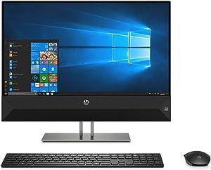 HP Pavilion 24-xa0036 23.8-Inch Full HD WLED Intel i5 8400 8GB 1TB HDD All-in-One PC (Renewed)