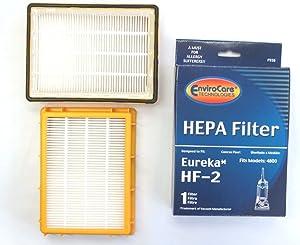 EUREKA Vacuum Smart Vac HEPA 61111 (HF-2 Filter) 2 pack