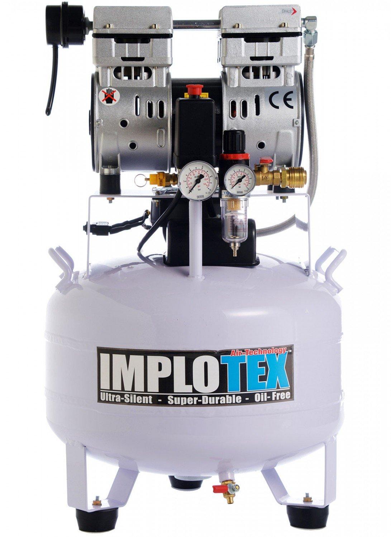 Druckluft Kompressor leise von Implotex