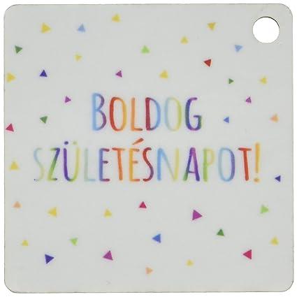 boldog születésnapot happy birthday Amazon.com: 3dRose Boldog Szuletesnapot Happy Birthday, Hungarian  boldog születésnapot happy birthday
