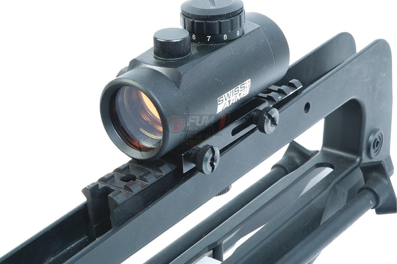 Cybergun rail de montage picatinny de lunette pour famas 40