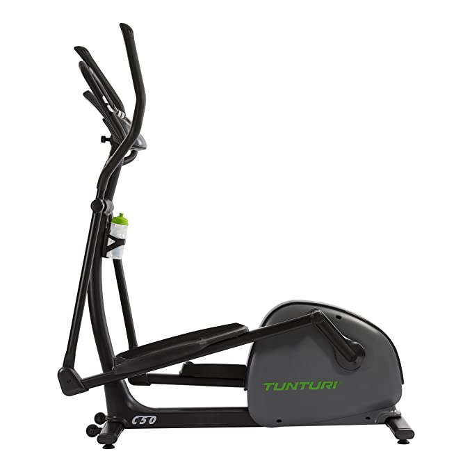 Tunturi Satellite R Performance Cross Trainer, Gris, One Size: Amazon.es: Deportes y aire libre